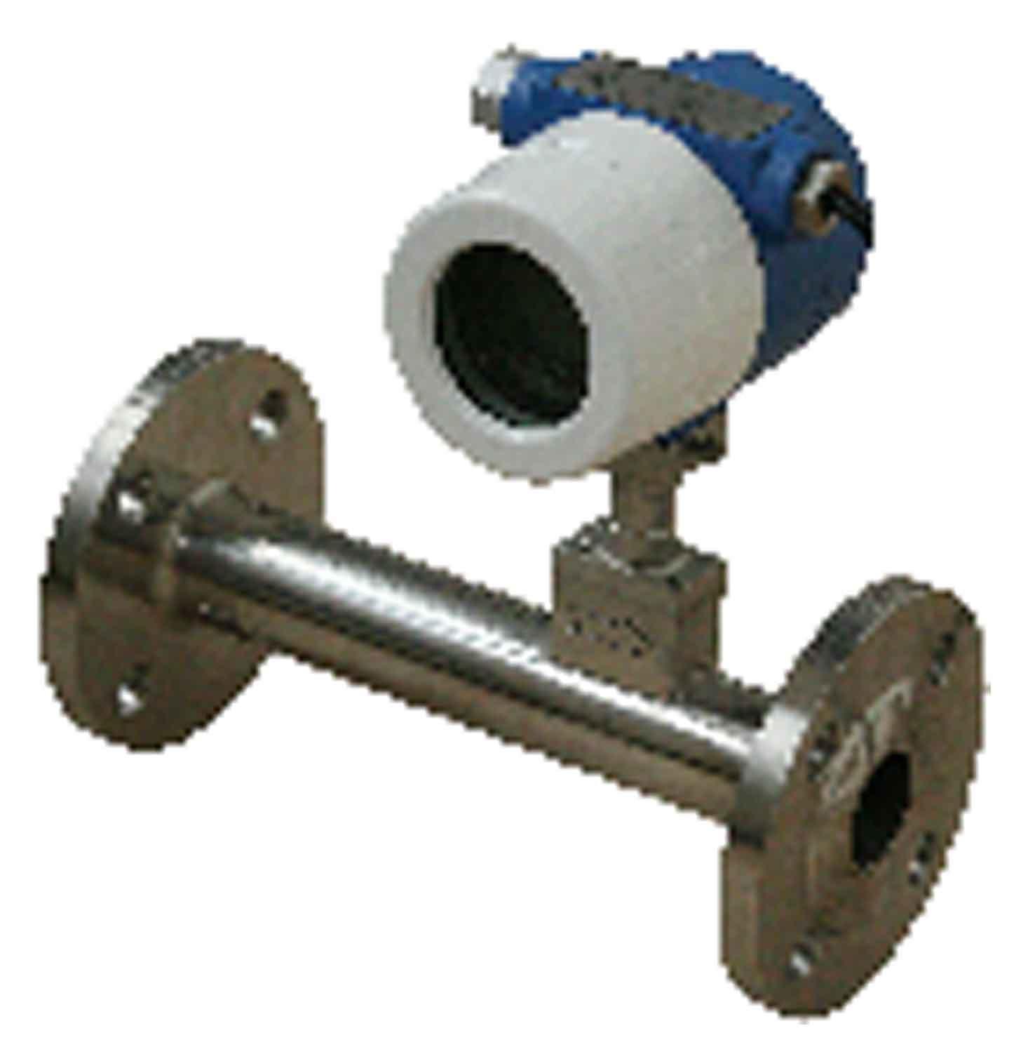 Inline Gas Flow Meter : China gas flow meter mf fe series in line