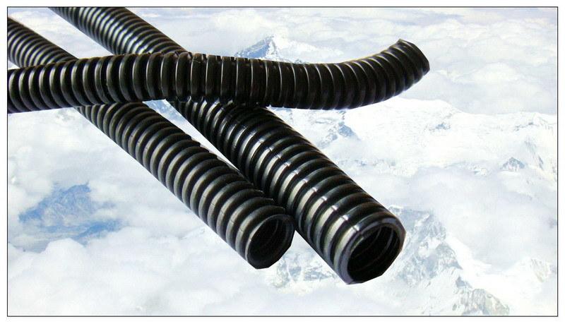 Flexible Corrugated Plastic Pipe : China plastic corrugated pipe