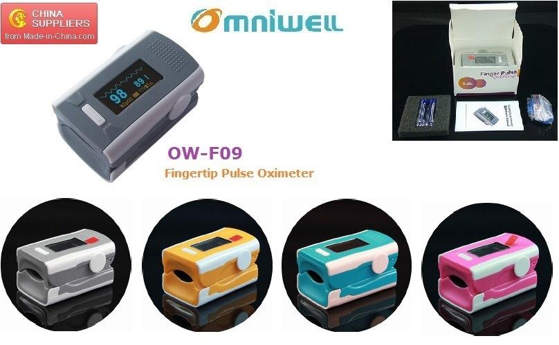 Finger Pulse Oximeter and Fingertip Oximeter (OW-F09)
