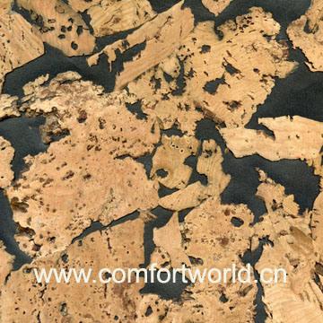 wood wallpaper. Cork Wood Wallpaper (SHZS01272)