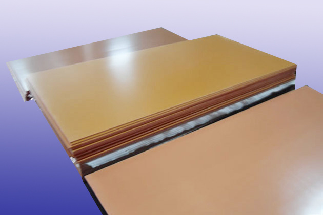 Bakelite Plate
