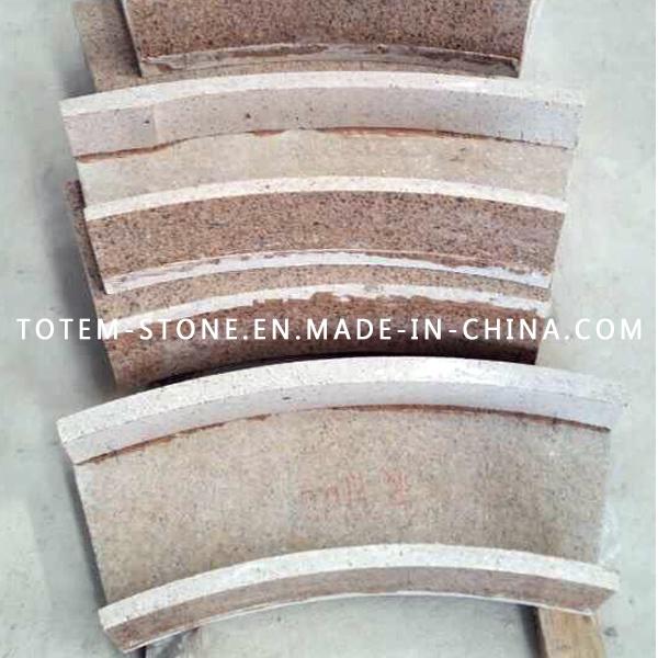 Cheap Natural Stone Border Tile for Bathroom Floor Decorative