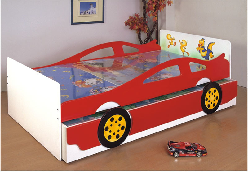 China 301# Racing Car Bunk Bed - China Racing car bed, Bunk Bed