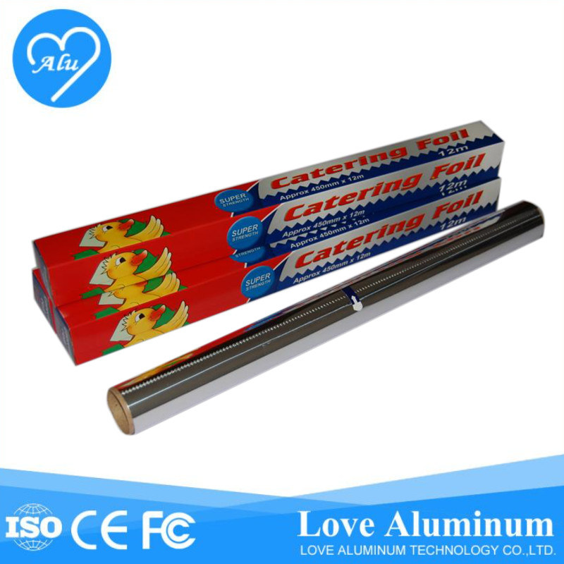 Disposable Pollution-Free for Barbecue Aluminum Foil Paper