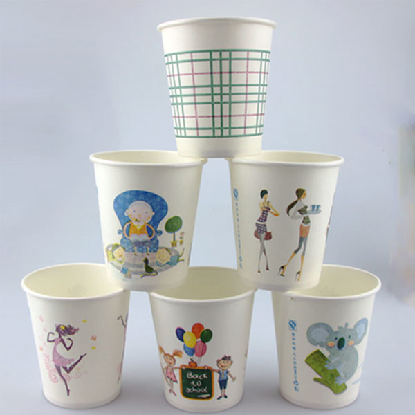 Paper Cup Factory to Design a 6oz Disposable Paper Cup