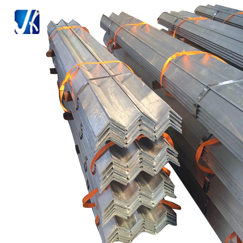 Prime Cutting Galvanized Steel Angle