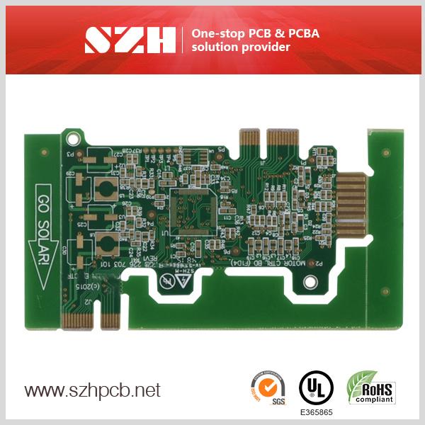 Intelligent Motor Control Printed Circuit Board