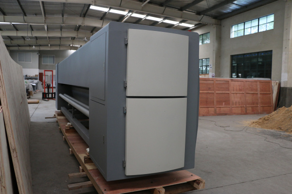 China High Resolution Large Format 5m Outdoor Solvent Printer