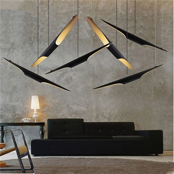 Hot Sale Italian Design New Product Coltrane Modern Suspension Lights