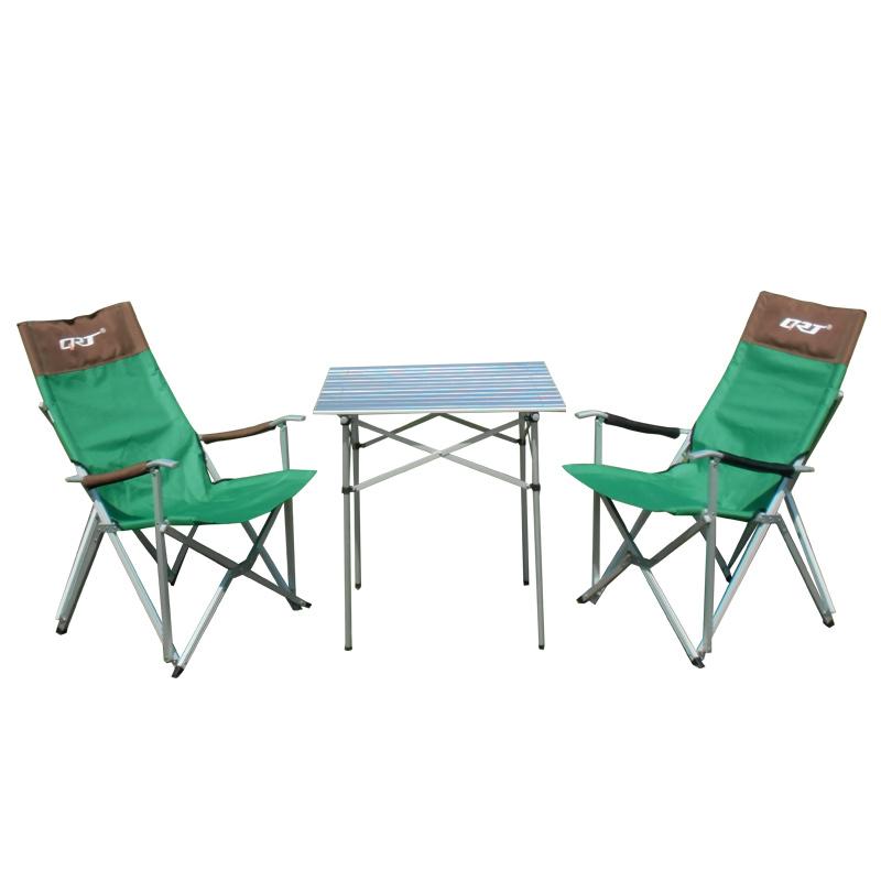 Aluminum Folding Square Table