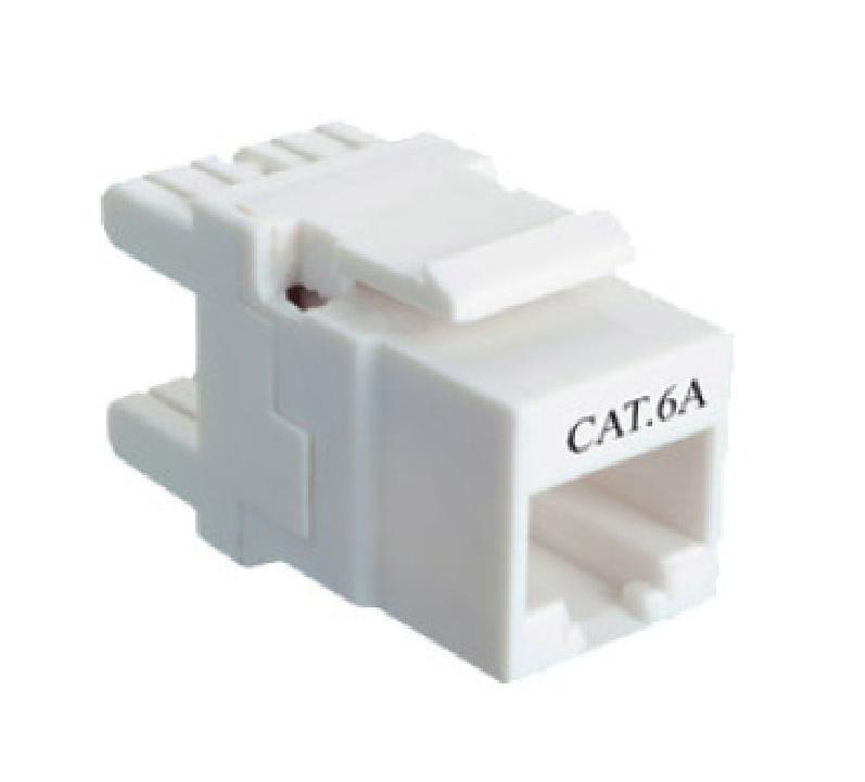 Ce Certificate Unshielded CAT6A Keystone