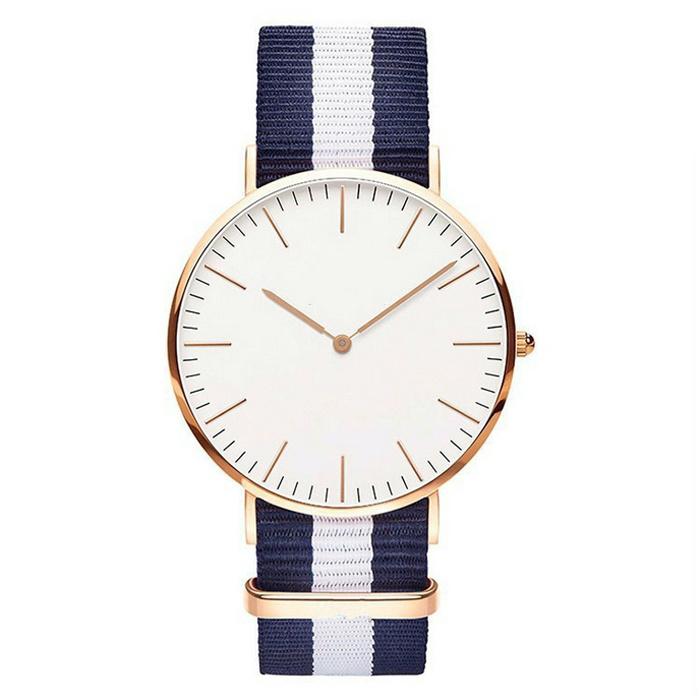 Classic Dw Quartz Watch, Fashion Stainless Steel Watch Hl-Bg-094