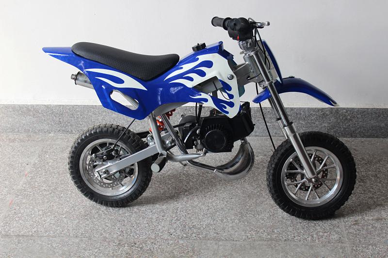 49cc Magician Trustworthy China Supplier Petrol Motor Dirt Bike