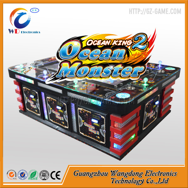 Fishing Hunter Arcade Game Machine Video Game for Sale