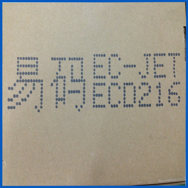 Large Character Carton Inkjet Printer Coding Printer
