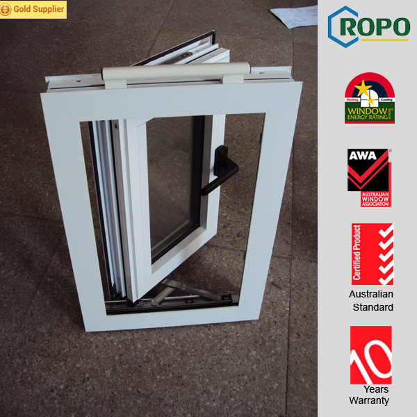European Style Aluminium Hurricane Proof Windows with Hurricane Proof Glass