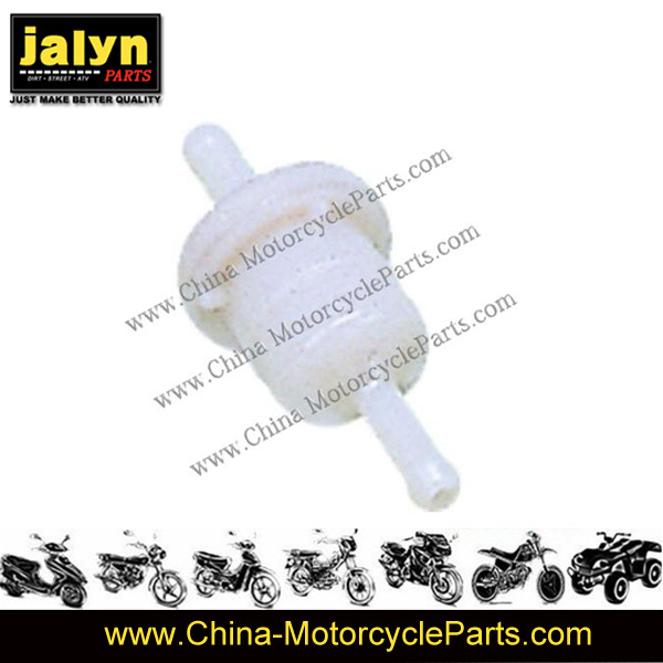 Motorcycle Parts Motorcycle Fuel Filter / Oil Filter for Gy6-150