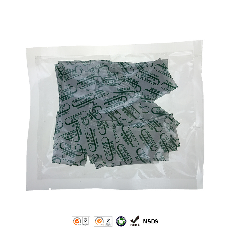100cc Oxygen Absorber for Food Stored