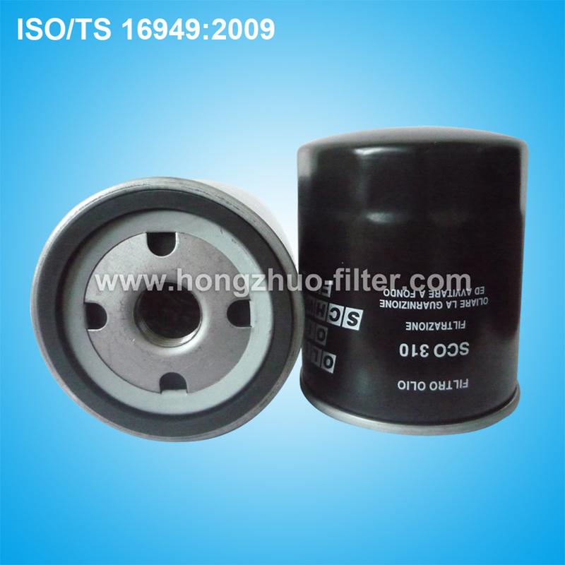 Oil Filter W712 1/W712 16/W712 47/W712 52 for Car Engine