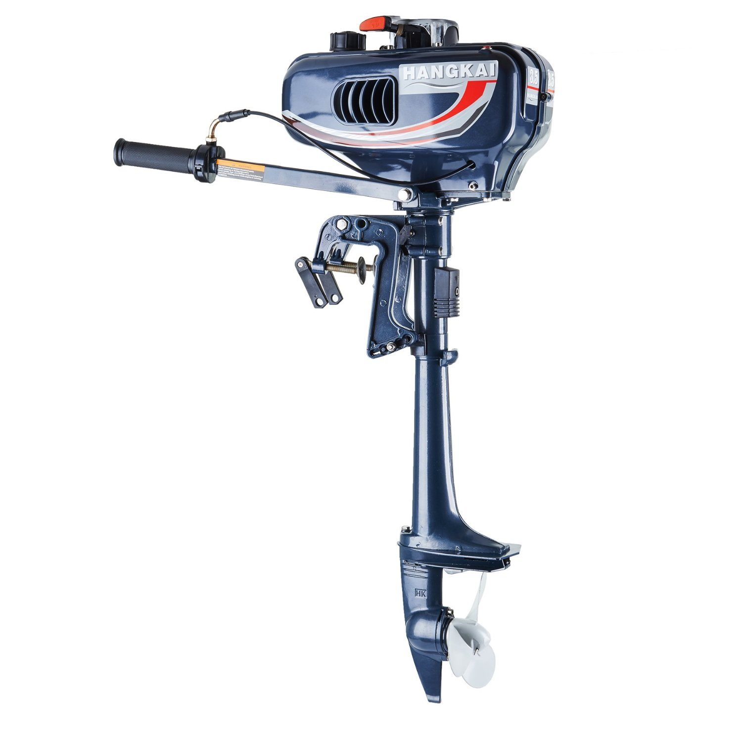 Ce Water Cooled 2 Stroke 3.5HP Hangkai Outboard Motor