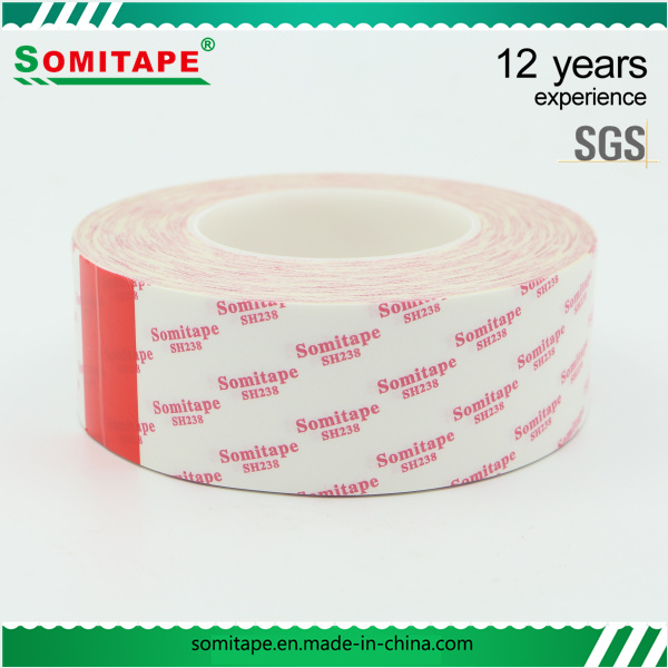 Sh238 Strong Adhesive Tissue Double Sided Tape for Photo Album