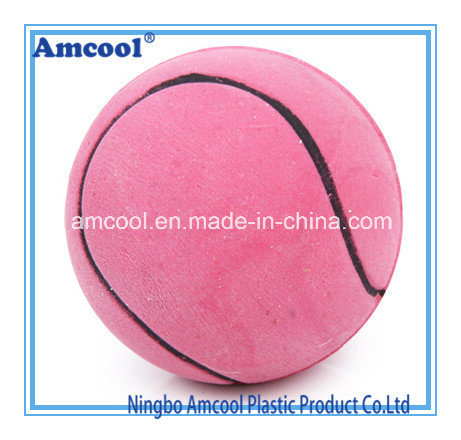 Custom Colored Pet Ball Dog Tennis Balls Supplier
