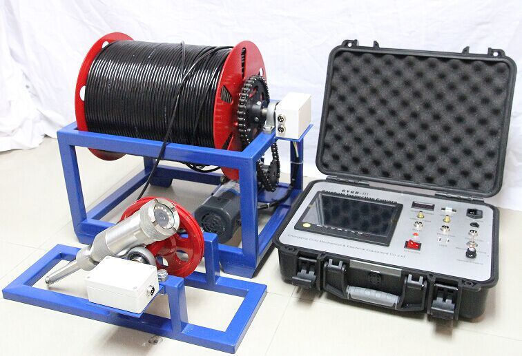 Underwater CCTV Camera, Borehole Inspection Camera and Water Well Inspection Camera for Sale