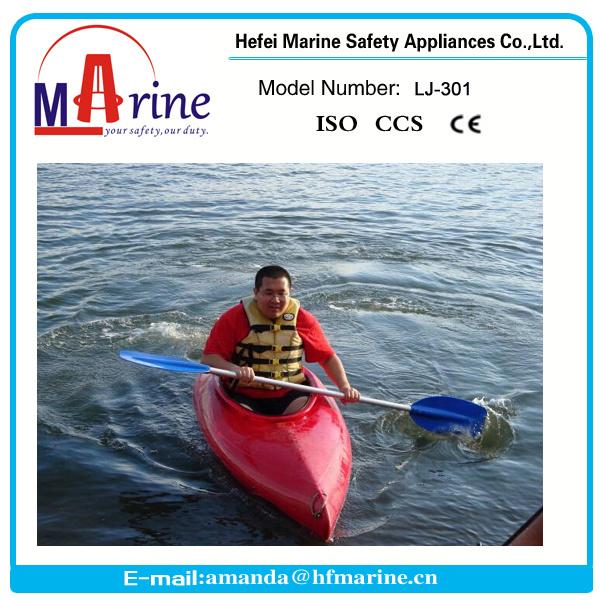 Popular Design Blue Color Canoe Life Jacket