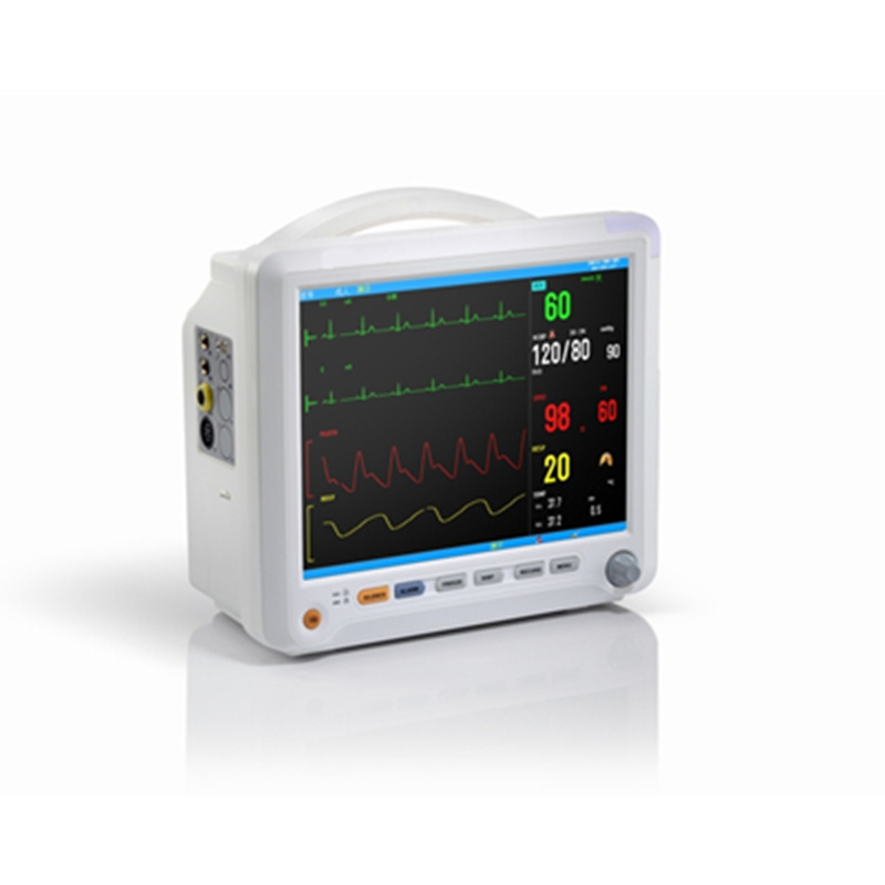 CE Marked 12.1 Inch Multi-Parameter Patient Monior (WP8000B)