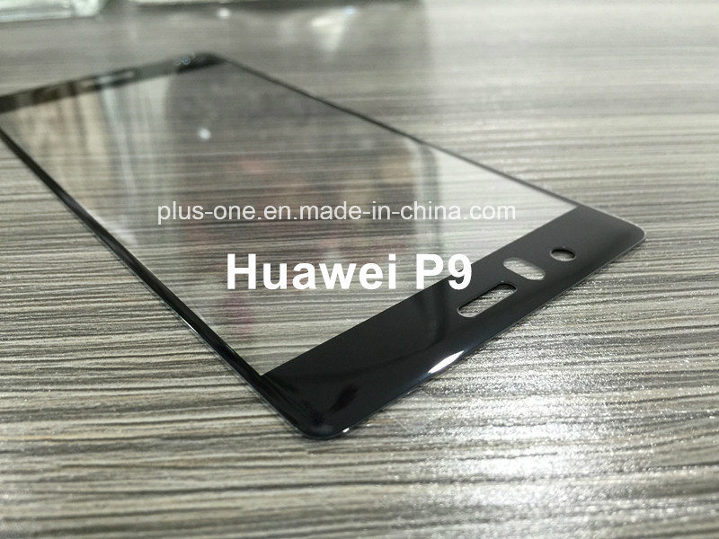 3D Curved Full Cover Tempered Glass Phone Accessories for Huawei P9