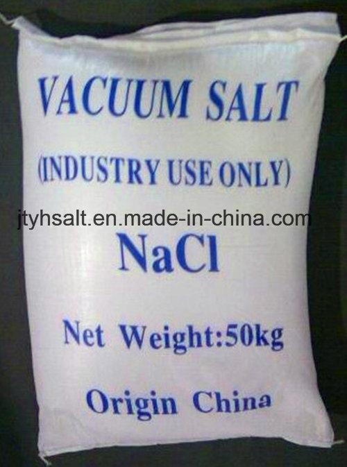 Kintan Pure Dry Vacuum Salt-50kg PP Bag