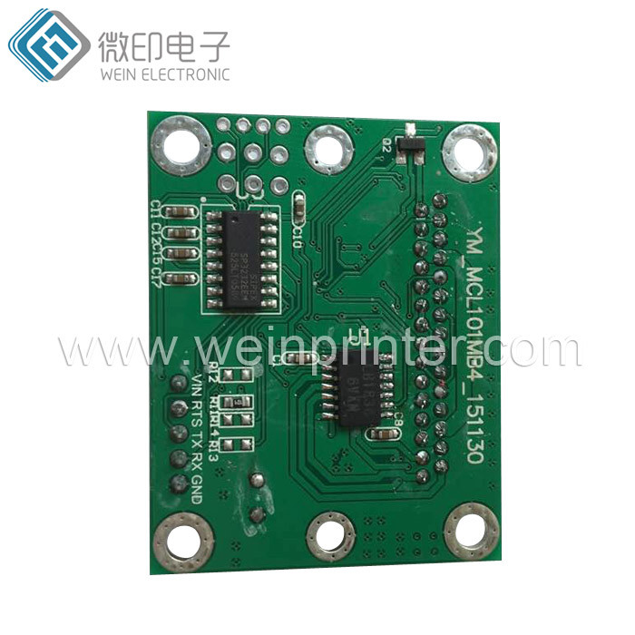Thermal Printer Controller Board (MBTMP201)