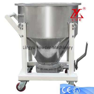 Chinese Powder Coating Mixer Machine