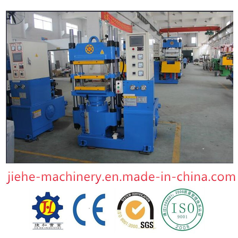 New Design High Efficiency Double Station Rubber Vulcanizing Press