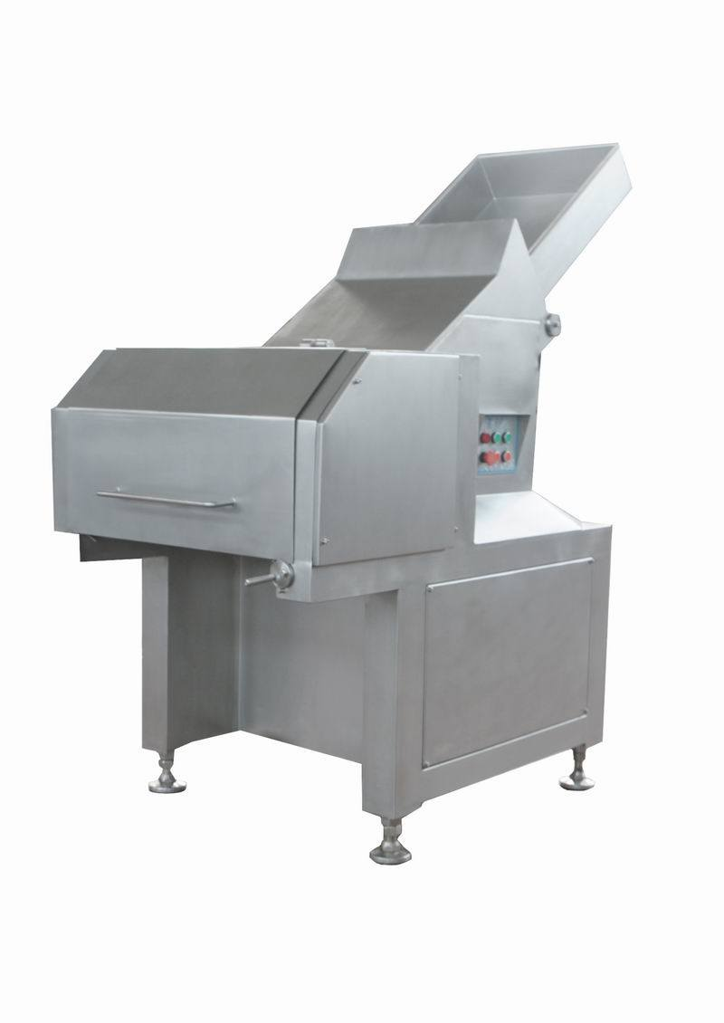 Frozen Meat Cutter Frozen Beef Cutting Machine