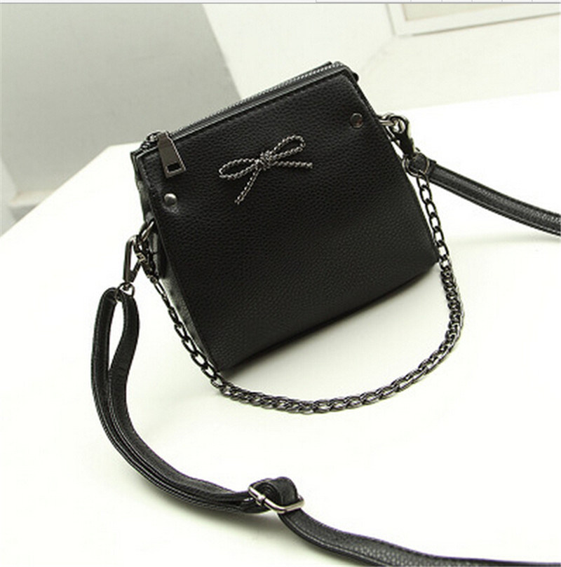 Fashion Design Leisure PU Leather Shoulder Bag for Women
