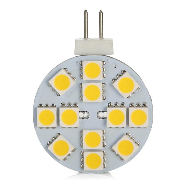 AC 8-18V Bulb 12SMD 5050W LED G4