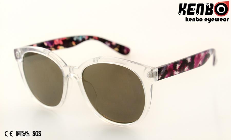 New Design Fashion Plastic Sunglasses for Accessory CE FDA Kp50873