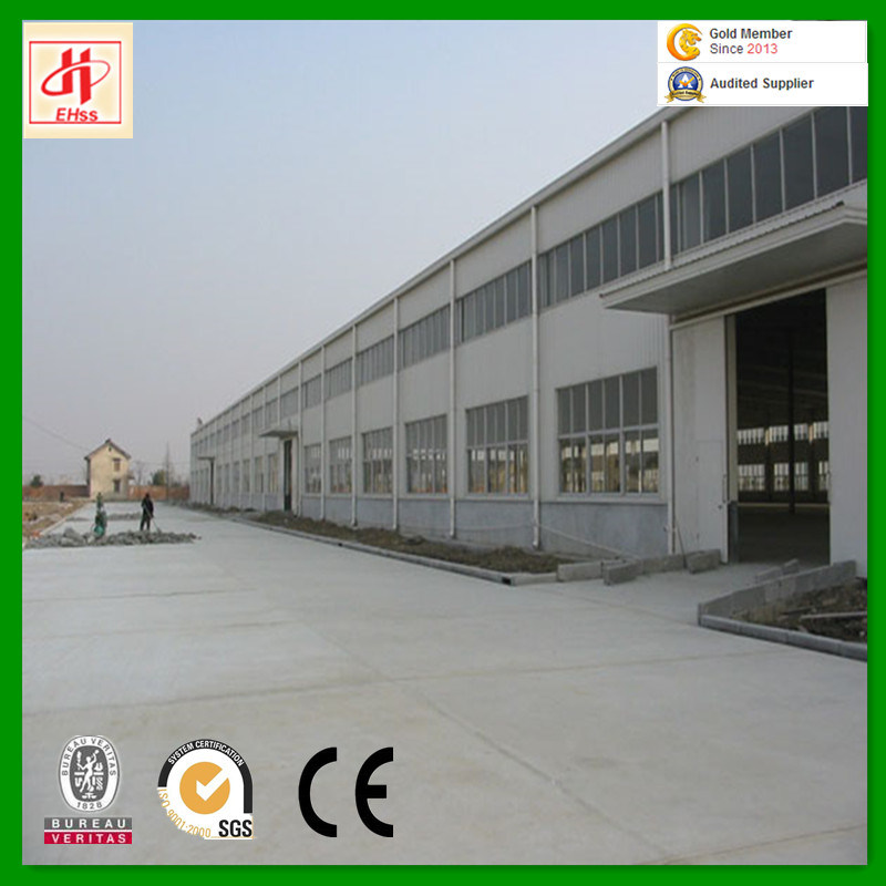 High Quality Pre Engineered Steel Structure Warehouse