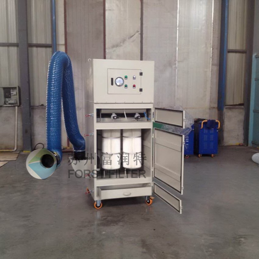 Fdrst High Efficiency Welding Fume Dust Collector Pulse Control