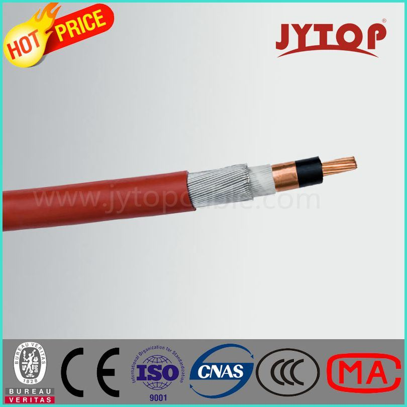 Medium Voltage Cable, XLPE Insulation Single Core Cable, Aluminum Wire Armoured Cable (AWA)