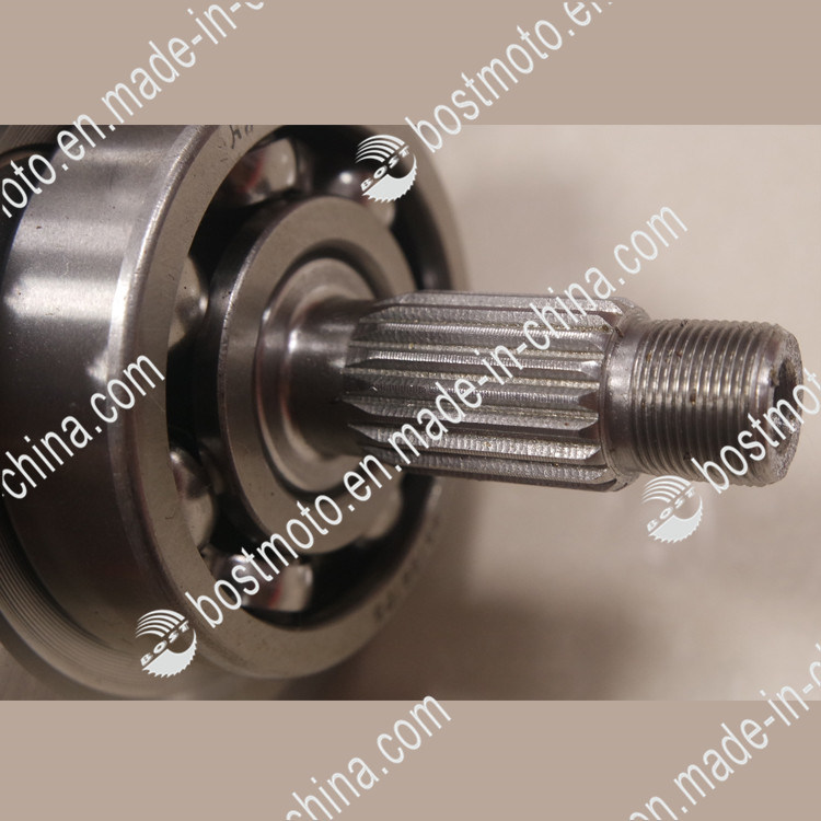 Motorcycle Parts Engine Part Motorbike Crankshaft for Cg-125