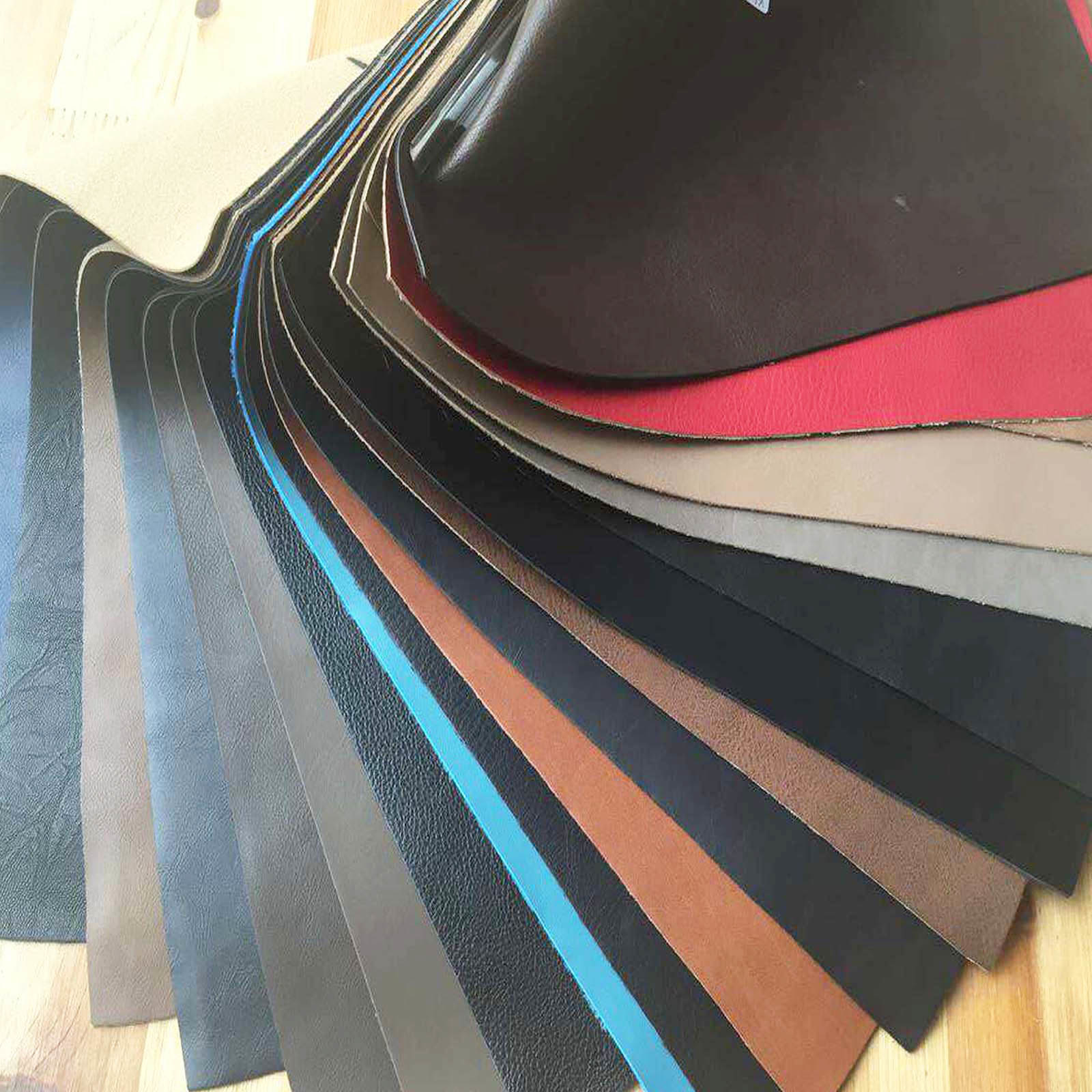 Various Design Options in Resonable Prices PVC Leather for Making Car Seat Cover, Car Inner Used Leather