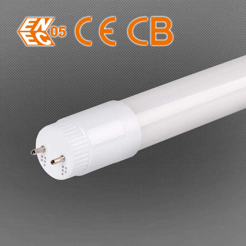 Full PC 150lpw LED T8 Tube with UL&Dlc Listed