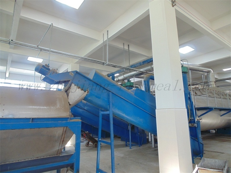 High Capacity Fishmeal Equipments for Animal Feed