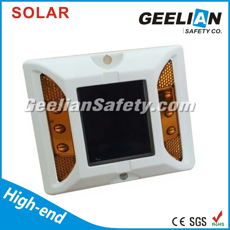 Safety Reflectors with Metallic Die Casting Plastic Reflective Road Mark
