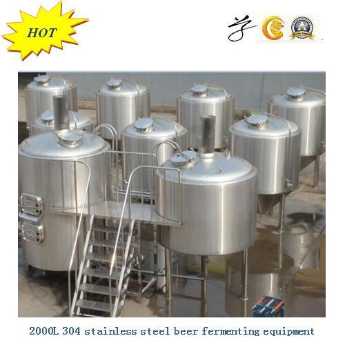 100L-20000L Stainless Steel Beer Equipment