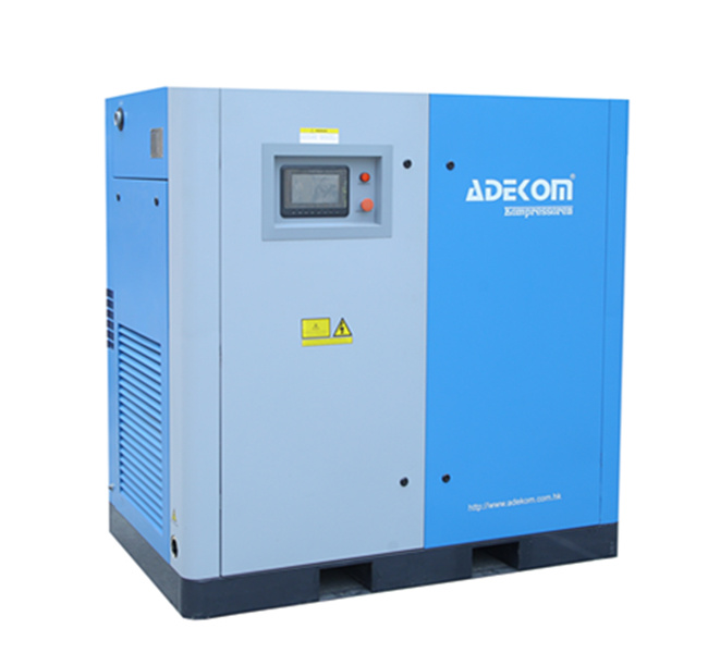 Air Cooled Oil-Lubricated Electric Rotary Screw Stationary Compressor (KD75-08)