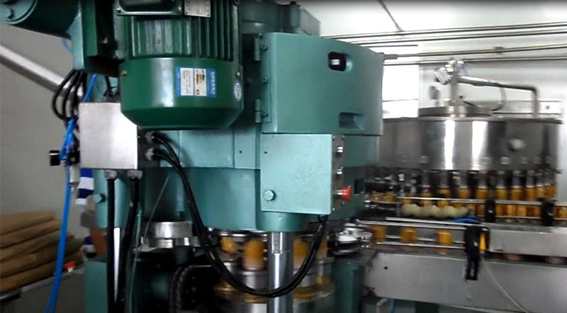 Automatic Pop Top Can Juice Beverage Filling Machine