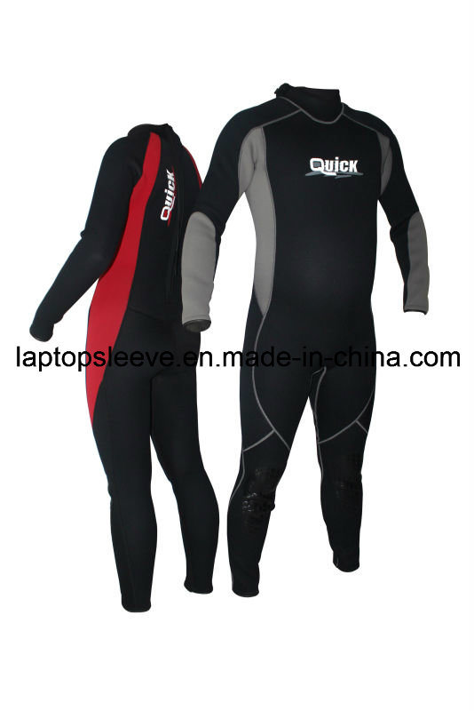 Hot Selling Neoprene Long Sleeve Diving Surfing Suit Wetsuit Unisex